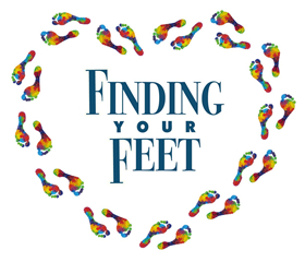 Charity page - FindingYourFeet
