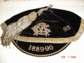 Accie Cap won by J.M.Bishop when Accies played at Old Anniesland